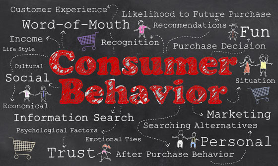 consumer behavior factors