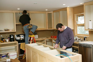 home improvement - kitchen project